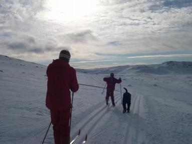 Axel, Vera og Brage 2005